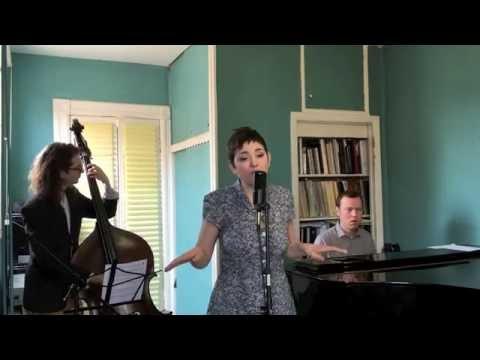 "Jenna Nicholls  (trio)  ""Aint Misbehavin"""