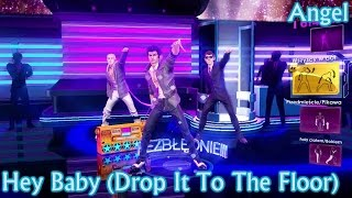 Gambar cover Dance Central 3 | Hey Baby (Drop It To The Floor)