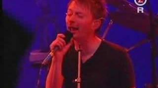 Radiohead - Kid a (Live Hultsfred 2003-06-13)