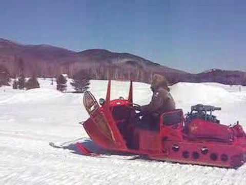 Vintage Snowmobile Clubs 77
