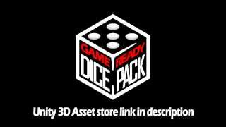 Game Ready Dice Pack