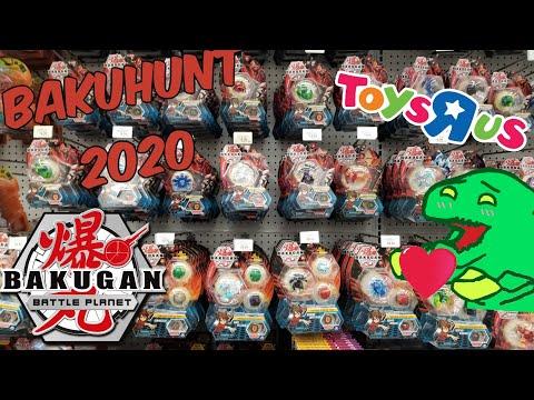 First Bakuhunt Of 2020! Bakugan Battle Planet Hunting @ Toys