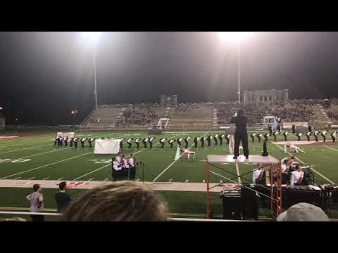 Science Hill Band Competition Show 2018