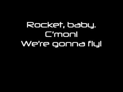 Def Leppard~Rocket lyrics