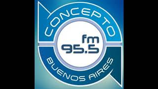 Manuel Adorni entrevistado por Félix Alvarez para Radio Concepto FM 95.5