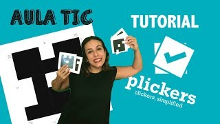 Herramientas docentes: TUTORIAL Plickers - Bio[ESO]sfera