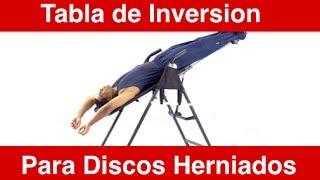 Como Curar Hernia Discal y Dolor de Nerv...
