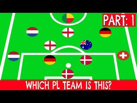 Which Premier League Team is This?(Part 1) | Football Quiz