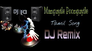 Manguyile Poonguyile Song DJ Remix |  Tamil Remix Songs |  DJ Mix Song |  ST_Creations