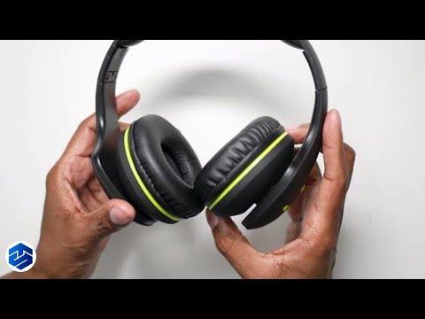VanSaTa B65 Foldable Bluetooth Headphones