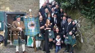 Witten: Clan MacLaren Friends, Dudelsackspiel (2012)