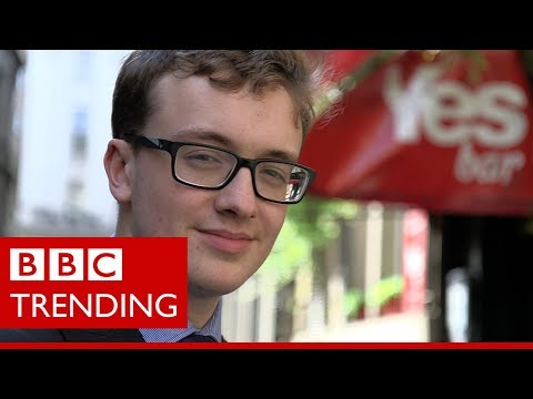 A Tory walks into a Scottish National Party (SNP) bar - BBC Trending