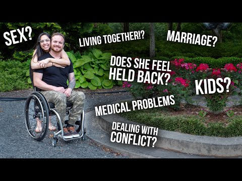 CAN A WHEELCHAIR USER BE IN A LONG TERM RELATIONSHIP?!?