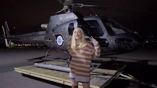 Empire State Christmas Light Show - Gwen Stefani x FlyNYON