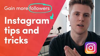 7 Instagram TIPS and TRICKS for Followers (2019)