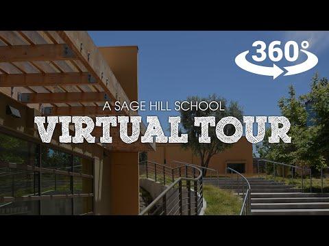Sage Hill School 360 Virtual Campus Tour