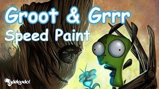 Groot & Grrr