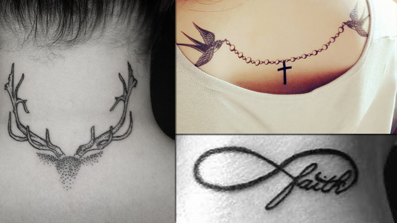 Simple New Tattoo Design For Girls