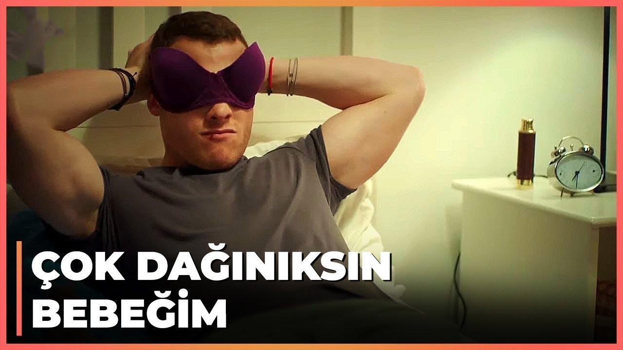 Kerem, Kaçak Bir Şekilde Zeynep'in Evine Girdi - Güneşi Beklerken 50. Bölüm