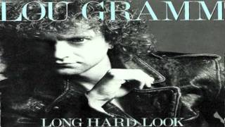 Lou Gramm - 4.True Blue Love (Long Hard Look album)