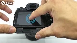 Tempered Glass Screen Protector Camera GGS Gen 4 For Sony Camera ORIGINAL