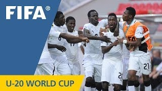 <b>Ghana</b> stun Portugal in epic thriller
