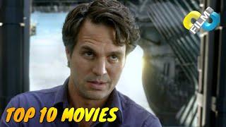 10 Film Mark Ruffalo (Hulk/Bruce Banner)