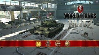 T62A  5K DMG 6 Kills |  World of Tanks Blitz | jonhthegamer_