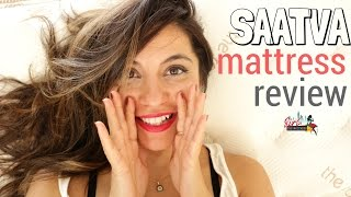 🔴 Saatva Mattress Review - Online Only Innerspring Mattress - By Girl On The Mattress 💕 Reviews