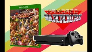 Armored Warriors - Complete Playthrough - Capcom Beat Em Up Bundle