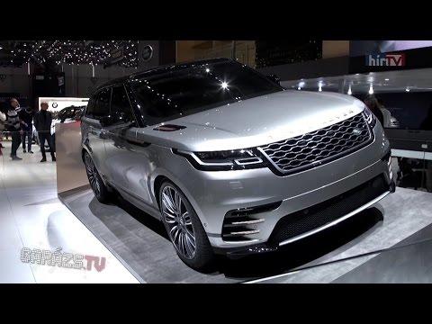 Jaguar | Land Rover @ 87th Geneva International Motor Show 2017