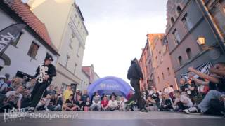 Finał Bboying na Urban Dance Meeting vol. 8: Sapa vs Armstrong