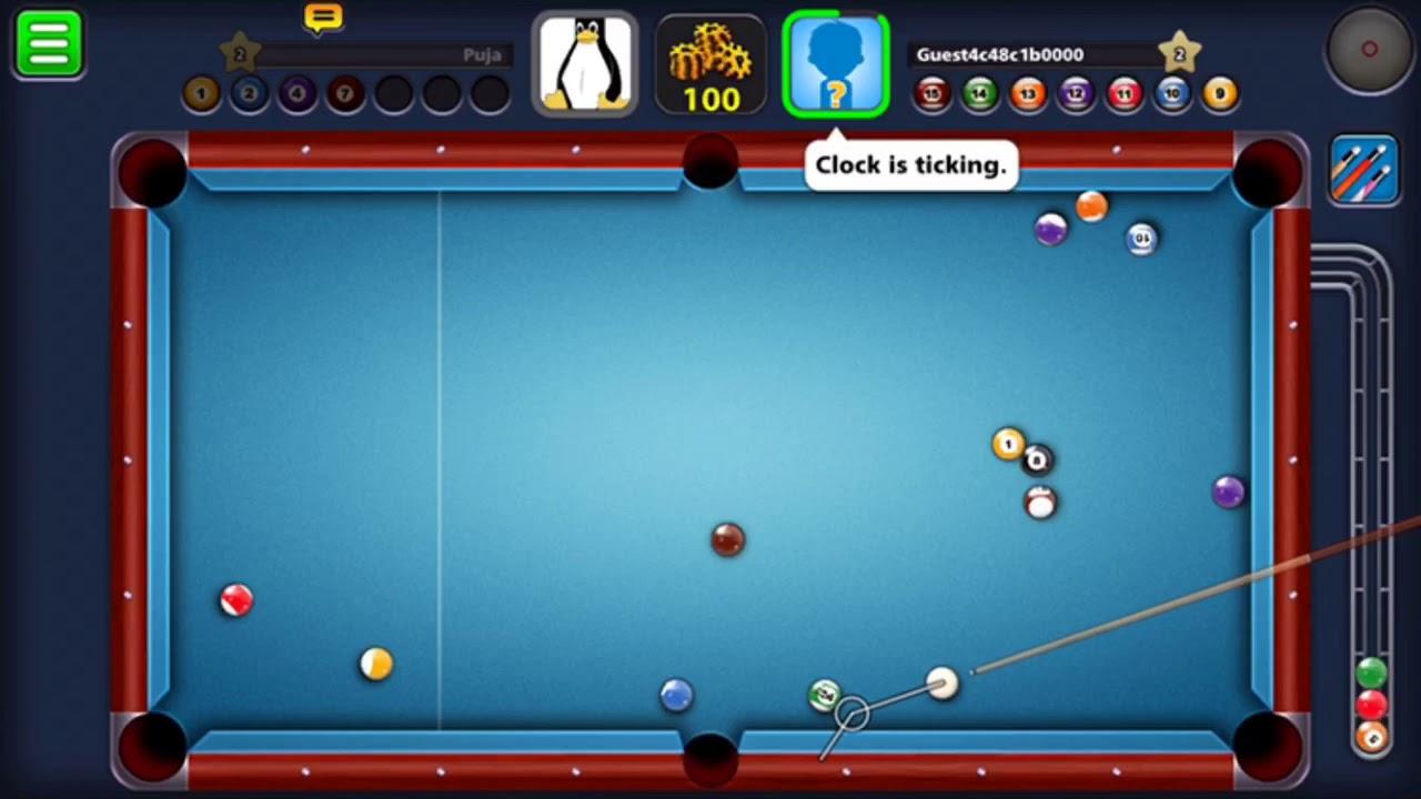 Play 8 Ball Pool Online