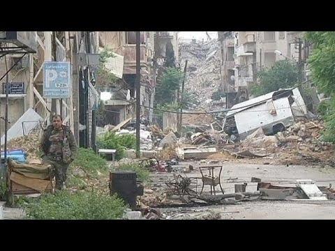 Les derniers rebelles quittent Homs, un crève-coeur
