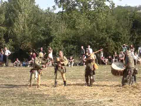 Suonata medievale a Castell'Arquato 9-9-2012