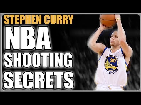 stephen-curry:-nba-shooting-secrets