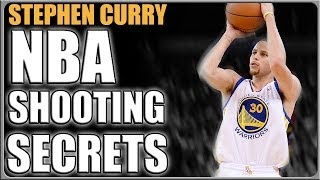 Stephen Curry: NBA Shooting Secrets