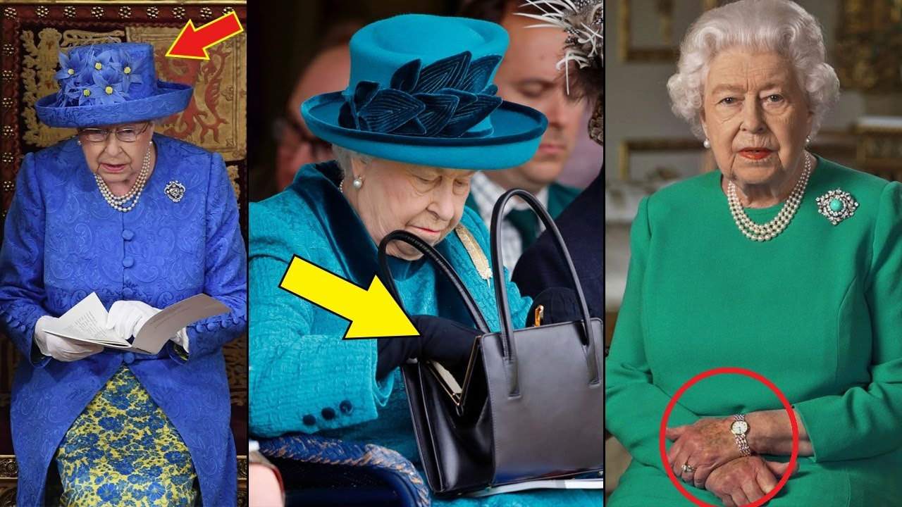 Download An Insider Revealed The Queen Sends Secret Signals To Her Staff – And One Is Surprisingly Savag-e