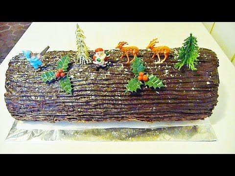 buche-de-noel-2014-chocolat-crème-de-marrons