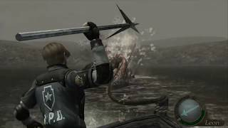 Resident Evil 4 HD Remaster PS4 - Professional Difficulty - Chapter 1-3