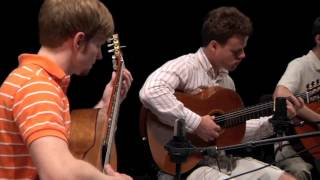 Clemson University Guitar Ensemble - Concerning Hobbits