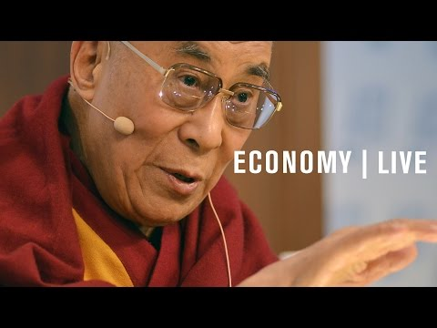 The Dalai Lama: Economic perspectives in business and politics