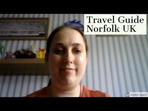 Travel Guide My Holiday To Norfolk UK Review