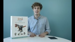 UBTECH Jimu Robot Explorer Kit Unboxing