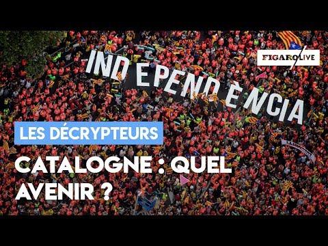 """Les décrypteurs : """"En 2018, la Catalogne risque le chaos"""""""