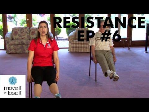 Resistance - Episode 6 - Move it or Lose It