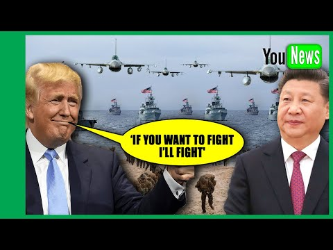 [South China Sea] US greatest warning to China revealed – 'If you want to fight I'll fight'.
