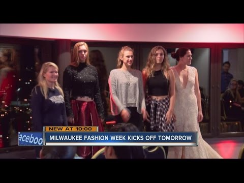 Milwaukee Fashion Week kicks off Thursday