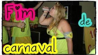 Fim de Carnaval