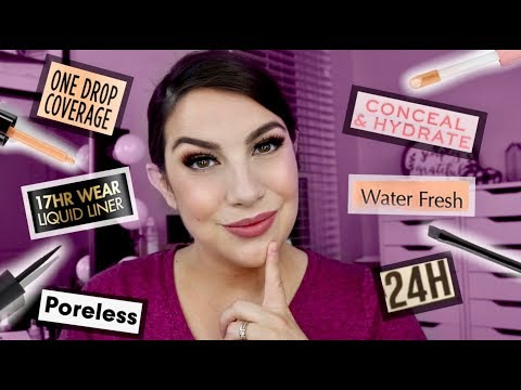 THE CLAIM GAME... Makeup Products That DO WHAT THEY SAY thumbnail